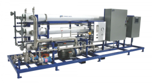 Forward osmosis system commercialization