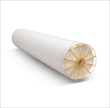 Sanitaty forward osmosis membrane element