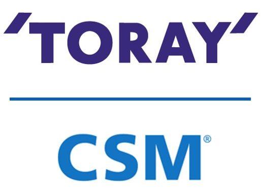 Toray-CSM logo