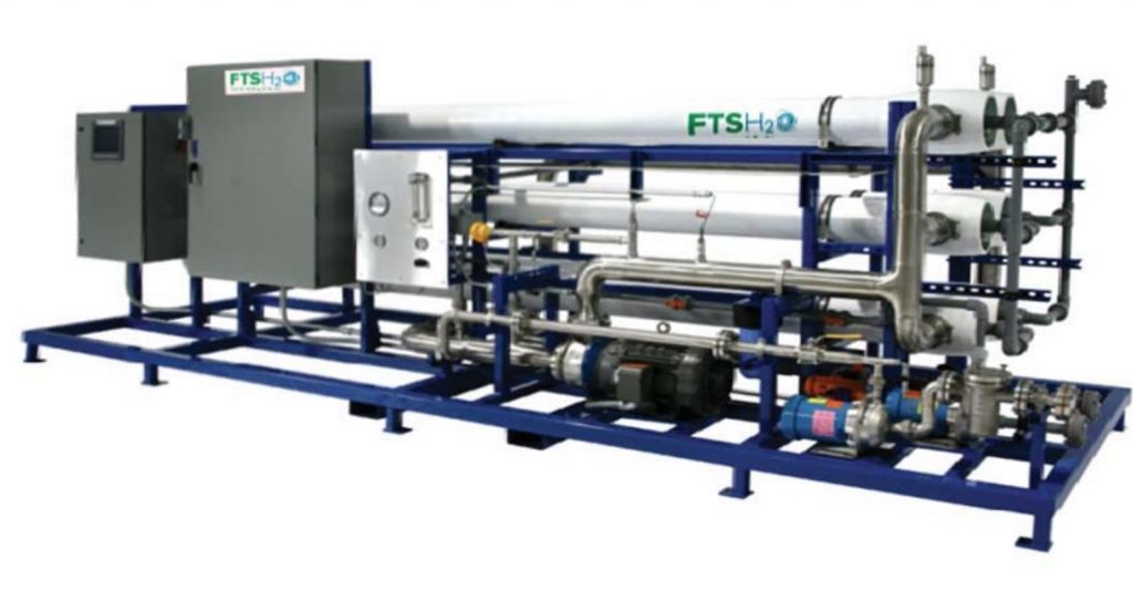 Water treatment systems from fluid technology solutions