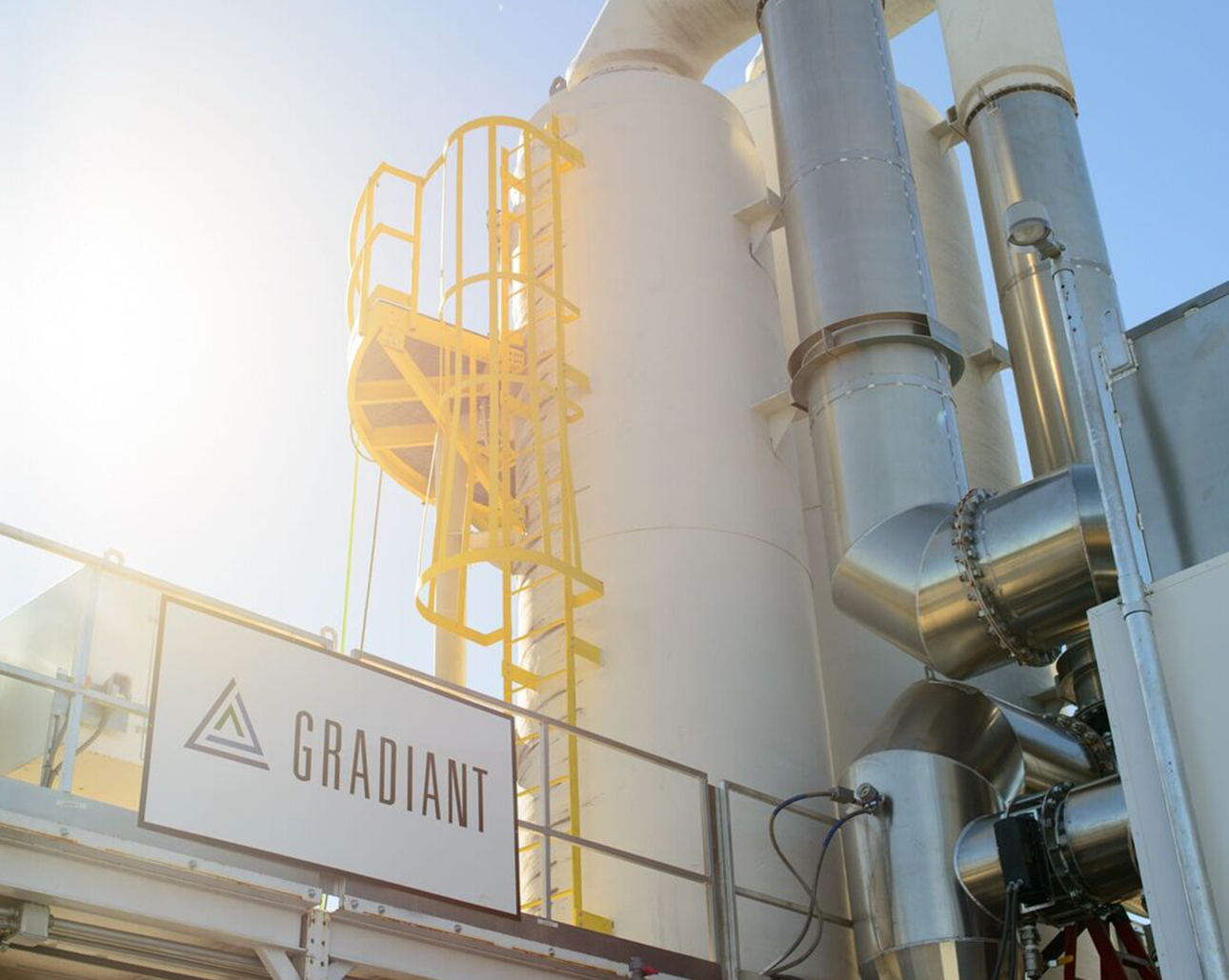 Water treatment systems from Gradiant