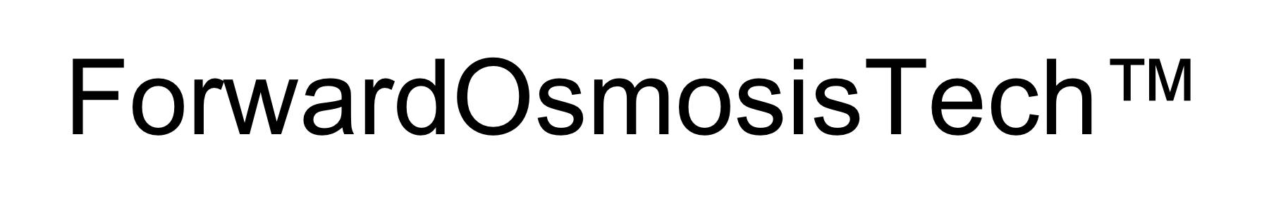 ForwardOsmosisTech